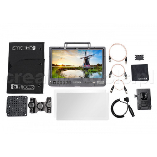 "SmallHD 1303 13"" HDR Production Monitor Kit - V Mount"