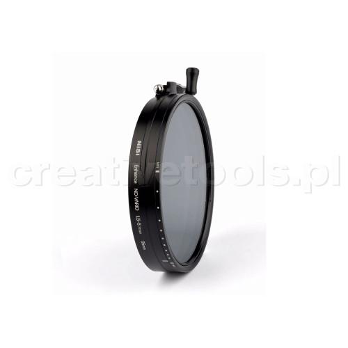 NiSi Cine Filter Enhanced V-ND 1,5-5 Stops 95mm