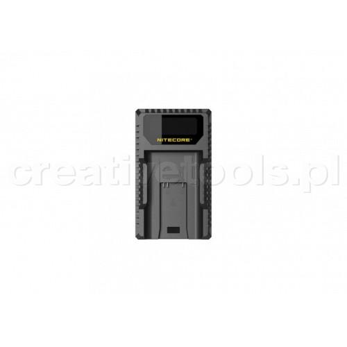 Nitecore ULM9 ładowarka USB  do baterii Leica (BL1-312)