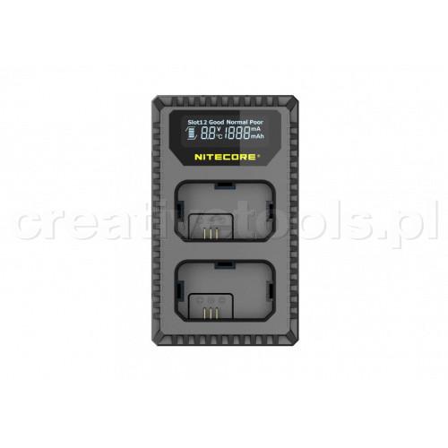 Nitecore USN1 ładowarka USB do baterii Sony (NP-FW50)