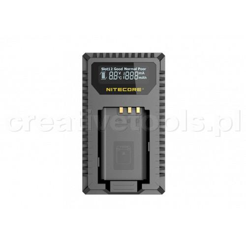 Nitecore USN2 ładowarka USB do baterii Sony (NP-BX1)