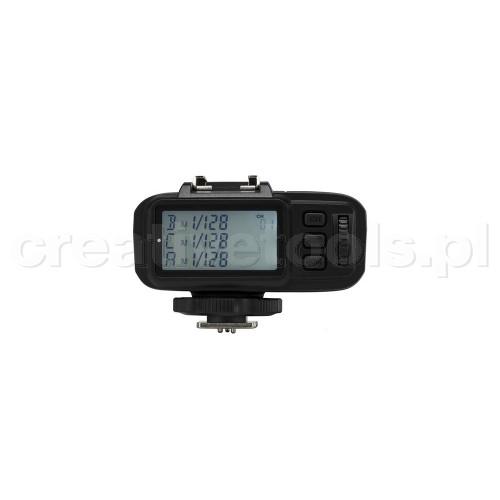 Quadralite Navigator X C zestaw - nadajnik i odbiornik Canon