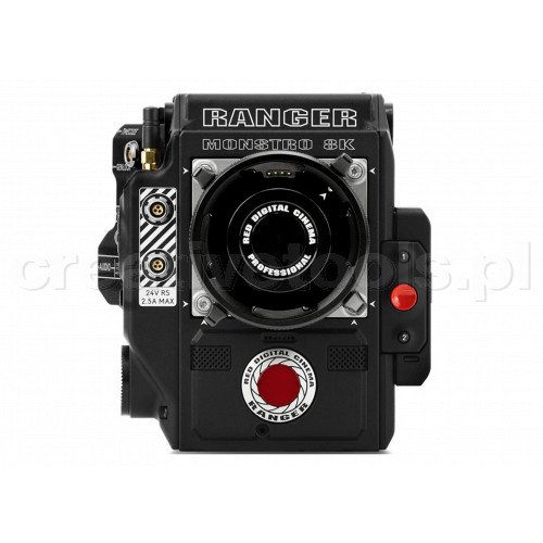 RED RANGER MONSTRO 8K VV Kit (710-0321) V-Lock PL