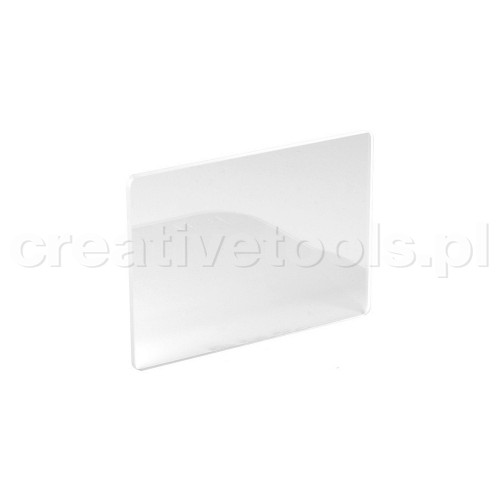 """NiSi Cine Filter Uncoated White Pure Clear  4x5,65"""""""