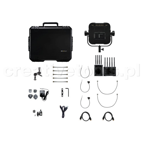 Teradek Bolt 1500 12G-SDI/HDMI Wireless TX/RX Deluxe Set V-Mount