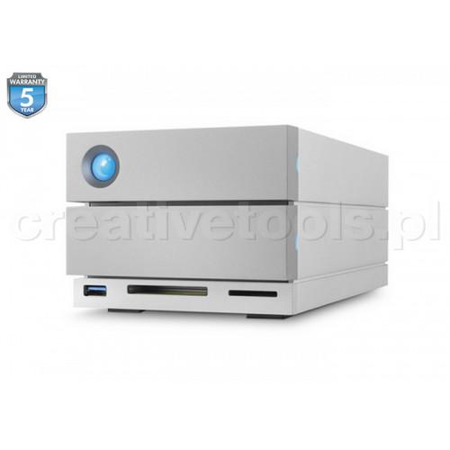LaCie 2big Dock Thunderbolt 3 28TB (STGB28000400)