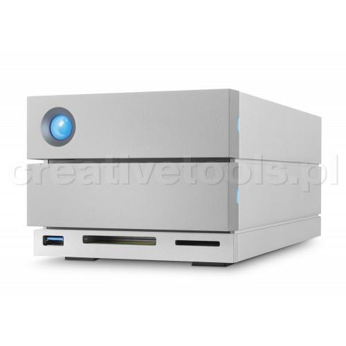 LaCie 2big Dock Thunderbolt 3 32TB (STGB32000400)