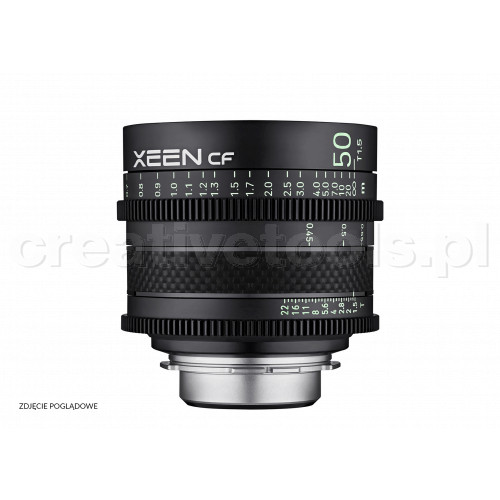 Samyang Xeen CF 50mm T1,5 PL