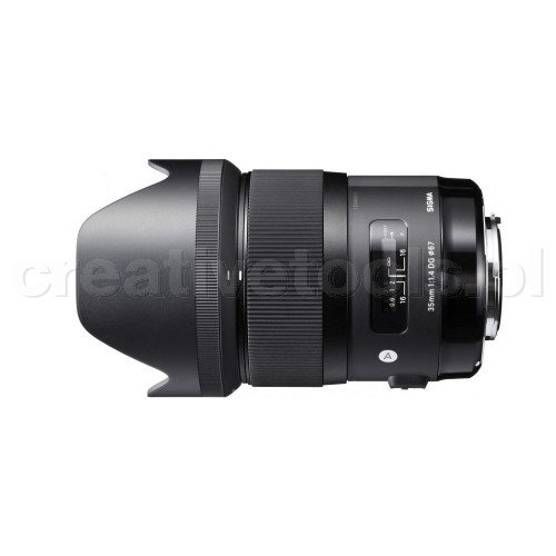 Sigma 35/1.4 A DG HSM 67mm SONY E