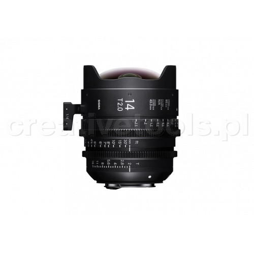 Sigma High Speed Prime Line  14mm T2 FF E-Mount