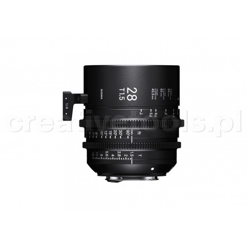 Sigma High Speed Prime Line 28mm T1.5 FF E-Mount