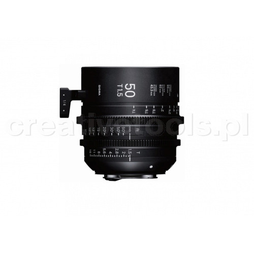 Sigma High Speed Prime Line 50mm T1,5 FF E-Mount