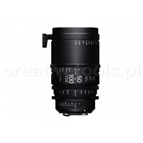 Sigma High Speed Zoom Line 50-100mm T2 E-Mount (Fully Luminous)