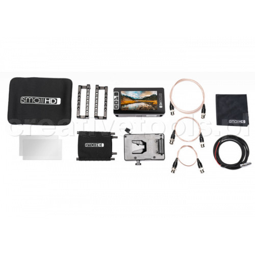 SmallHD 503 Ultra Bright Directors Kit - V Mount