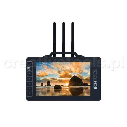 SmallHD 703 7 Inch Ultra-Bright Full HD with Built in Teradek Sidekick II Bundle