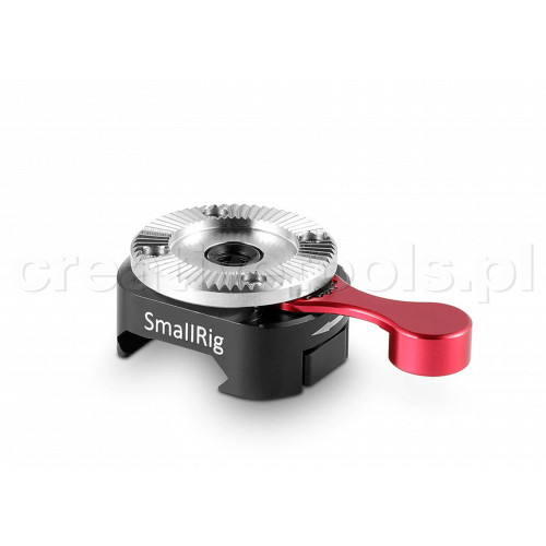 SmallRig (2046) NATO Clamp to Arri Rosette