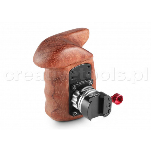 SmallRig (2117) Right Side Wooden Grip with NATO Mount