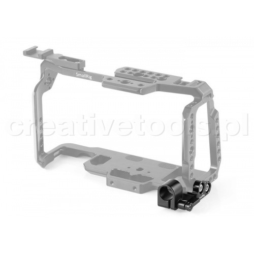 SmallRig (2279) 15mm Single Rod Clamp for BMPCC 4K Cage