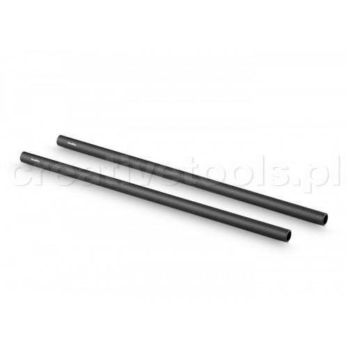SmallRig (871) 15mm Carbon Fiber Rod - 45cm 18inch (2pcs)