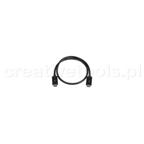 Sonnet Cable, Thunderbolt 3, 0.5M, 40Gb, Black, 100W