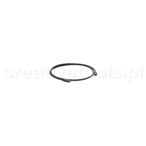 Sonnet Cable, Thunderbolt 3, 0.7M, 40Gb, Black, 100W