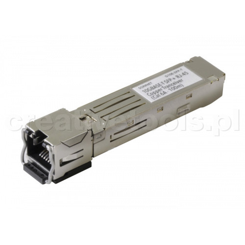 Sonnet SFP+ 10GBASE-LR Single-mode Fibre 1310nm Tranceiver (10km)
