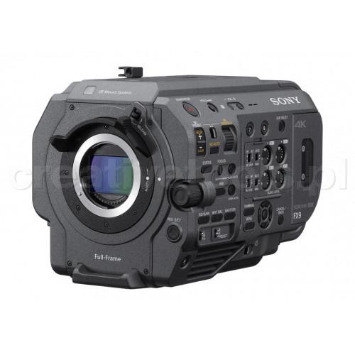 Sony PXW-FX9 6K Full Frame Camcorder