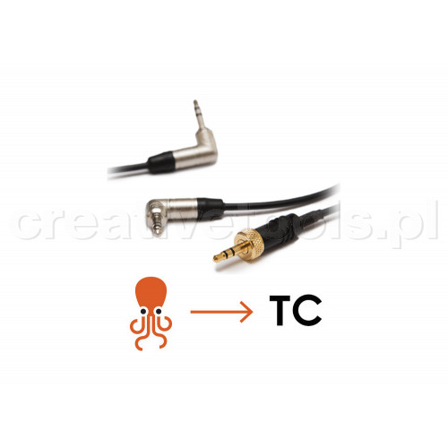 Tentacle Bodypack Y-adapter cable