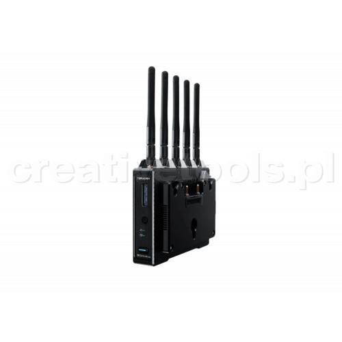 Teradek Bolt 4K 1500 Wireless Receiver only Gold Mount