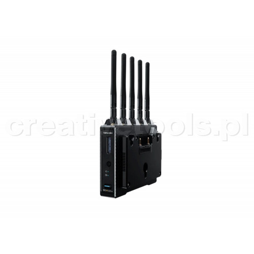 Teradek Bolt 4K 750 Wireless Receiver only Gold Mount