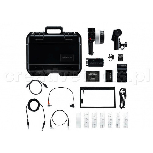 Teradek RT CTRL.1 Single-Channel Superspeed Kit (Imperial) plus a SmallHD Focus Bolt 5-Inch 500 Rx