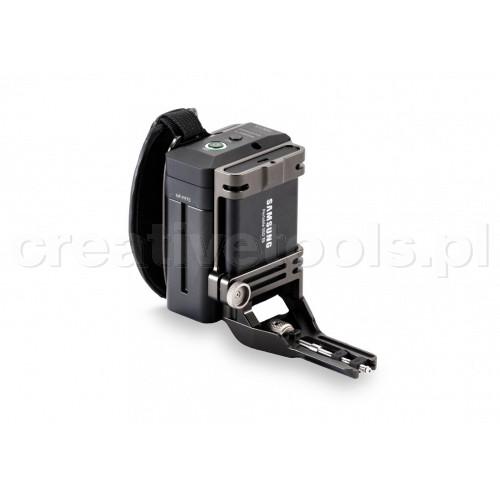 Tilta Side Power Handle Type I (F970 Battery) – Tilta Gray