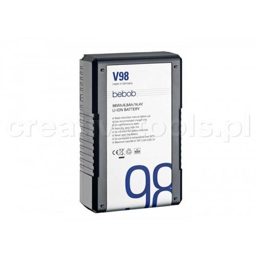 Bebob V-Mount battery V98 14.4V / 6,8Ah