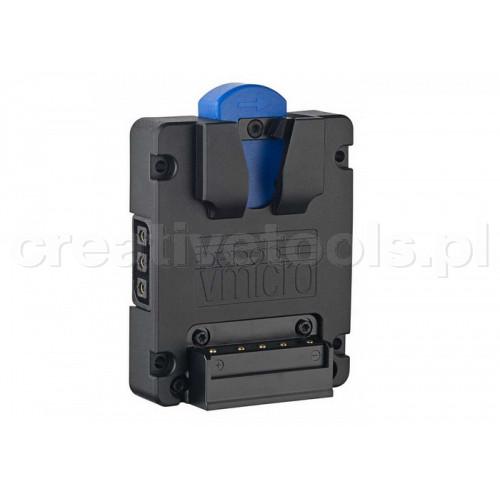 Bebob Vmicro Battery Plate z Twist D-Tap i USB