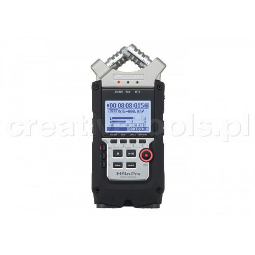 ZOOM H4n Pro - rejestrator cyfrowy audio