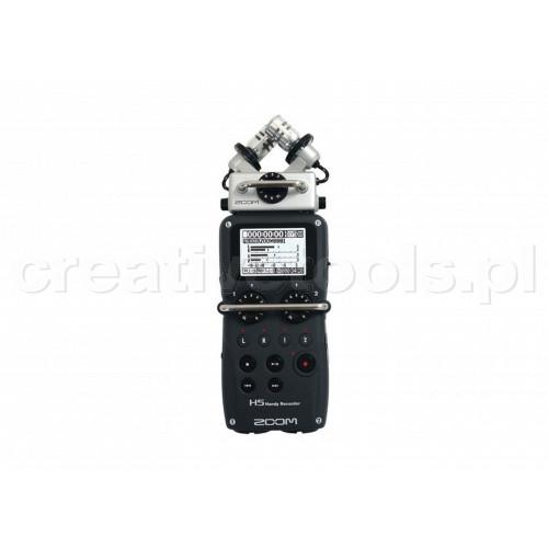 ZOOM H5 - rejestrator cyfrowy audio