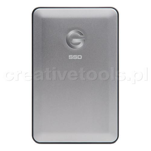 G-Technology 1TB G-DRIVE slim USB 3.1 Type-C External SSD (Space Gray)