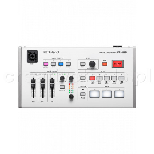 Roland VR-1HD streaming mixer