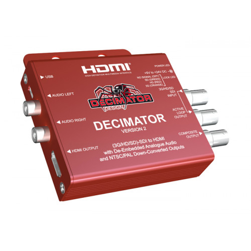 Decimator Design Decimator 2