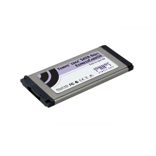 Sonnet Tempo SATA edge ExpressCard 34 6Gb/s