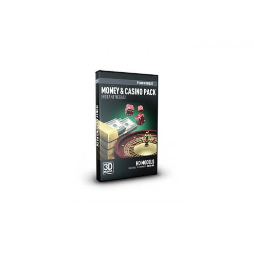Video Copilot Money & Casino Pack