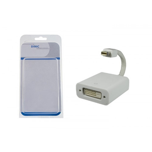 Dinic Adapter Mini-DisplayPort na DVI