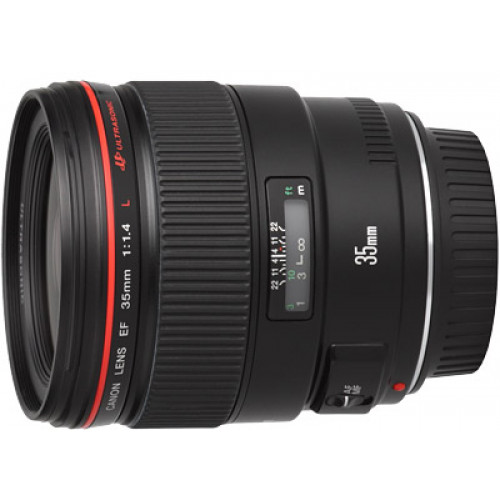 Canon EF 35mm/F1.4L II USM obiektyw