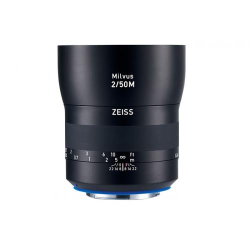Zeiss MILVUS 2/50M ZE - Canon EF