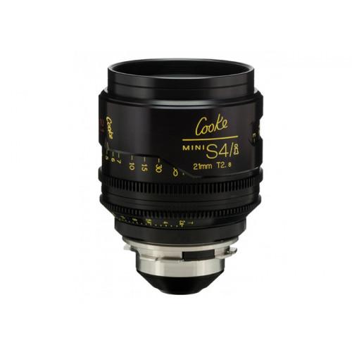 Cooke miniS4/i Prime Lenses T2.8 21mm