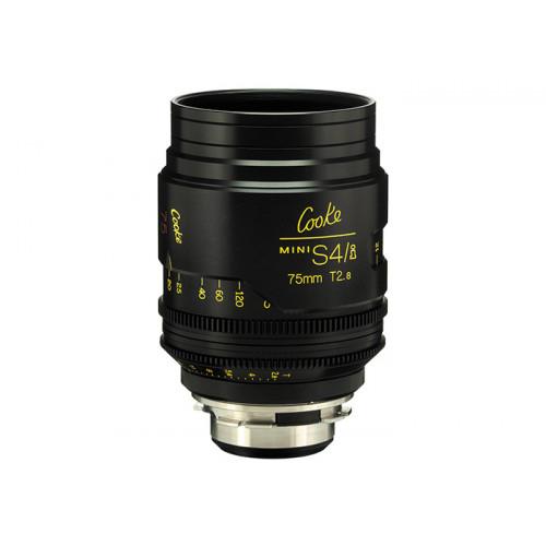 Cooke miniS4/i Prime Lenses T2.8 75mm