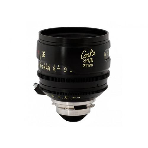 Cooke S4/i Prime & Zoom Lenses T2 21mm