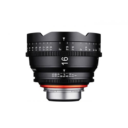 Samyang Xeen 16 mm T 2,6 Nikon F