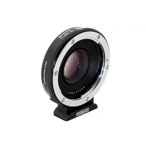 Metabones Canon EF do BMPCC T Speed Booster 0.58x