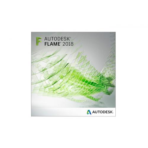 Autodesk Flame 2018 Quarterly single-user